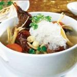Món ăn ngon điều trị bệnh liệt dương