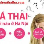 Phòng khám phá thai Thái Hà: địa chỉ phá thai an toàn tại Hà Nội