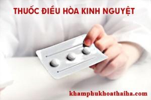 thuốc điều hòa kinh nguyệt để phá thai