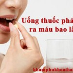 Hướng dẫn uống thuốc phá thai an toàn?