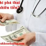 Chi phí phá thai bằng thuốc ở bệnh viện